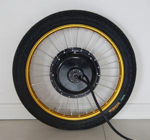 High power 5kw motor wheel electric wheel 5kw electric bike wheel 5000w brushless motor ebike conversion kit